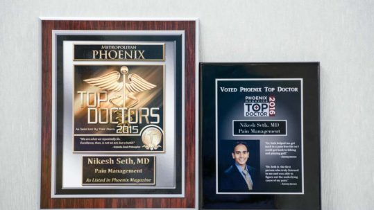Welcome To Our New Website! Integrated Pain Consultants, Scottsdale