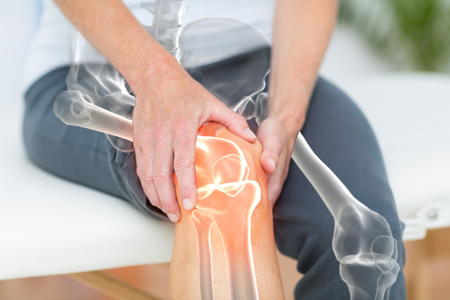 Easing Knee Pain with Viscosupplementation