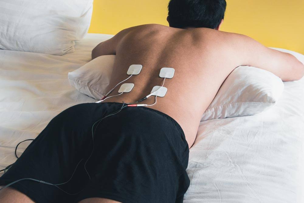 Working from Home Increases Risk of Back Pain | Integrated Pain